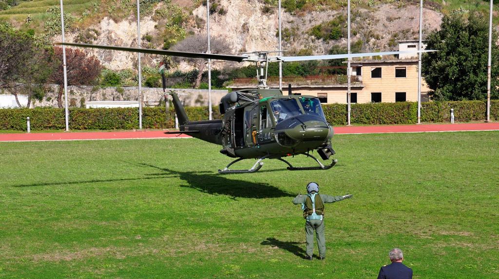 elicottero HH-212 9° Stormo AM