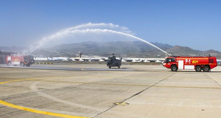 HD.21-16 Super Puma Ejercito del Aire