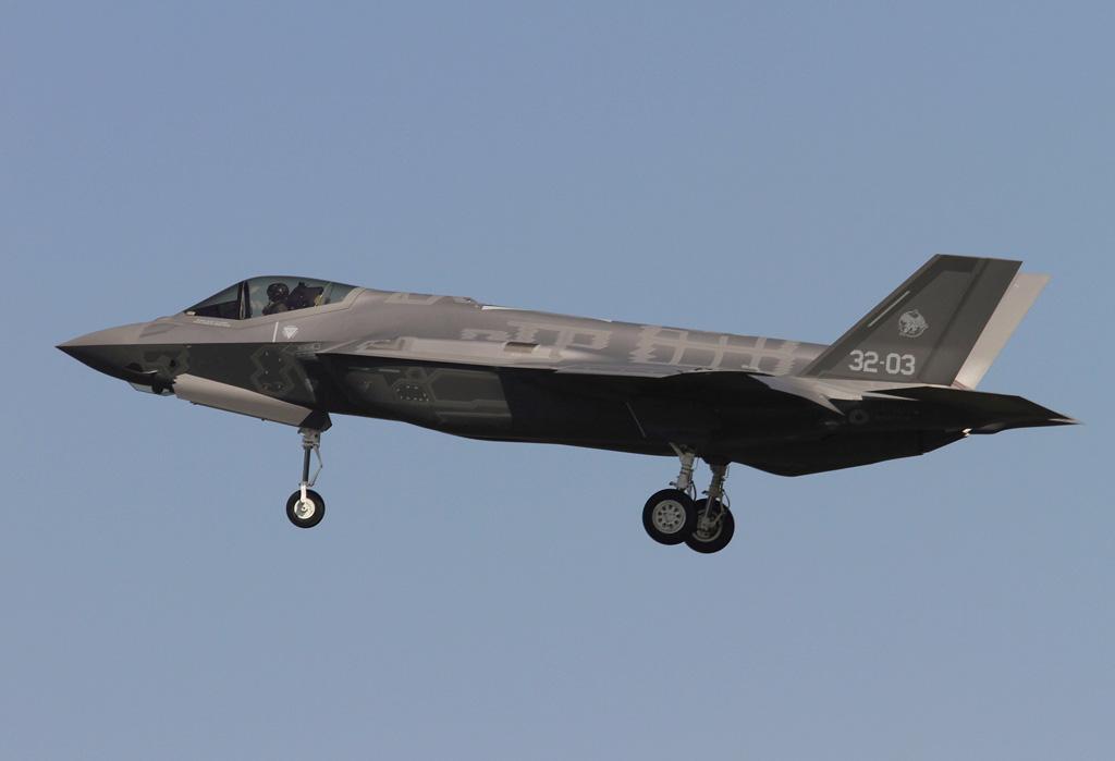 F-35 AL-3 Aeronautica Militare