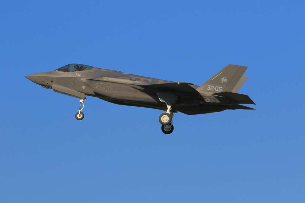 F-35 AL-5 Aeronautica Militare