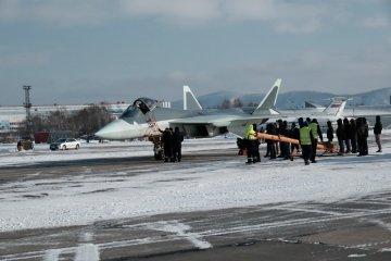 Sukhoi T-50 (PAK FA)