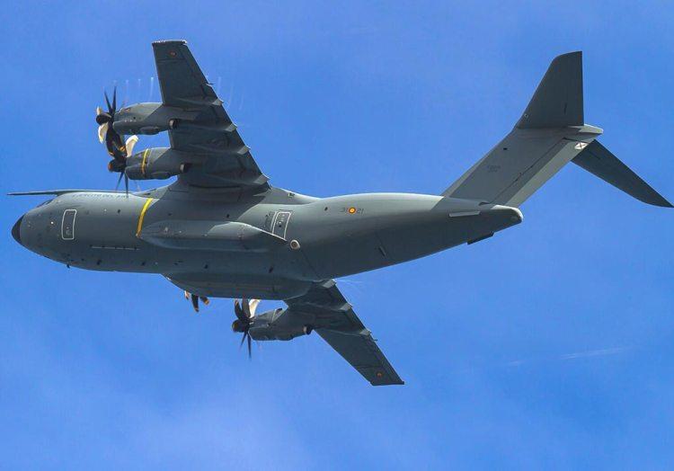 Airbus A-400M Ejercito del Aire