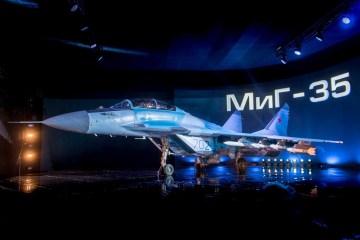 Mig-35 Fulcrum-F