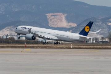 Airbus A-350 XWB Lufthansa