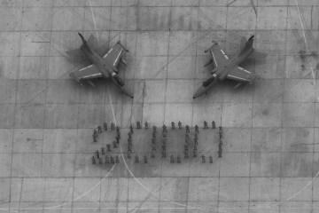 2000 ore di volo AMX operazione inherent resolve