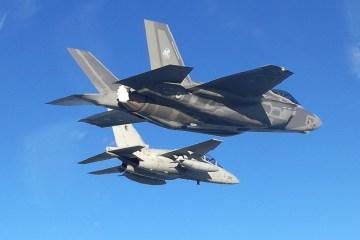 F-35A italiani 13° gruppo foggia amendola