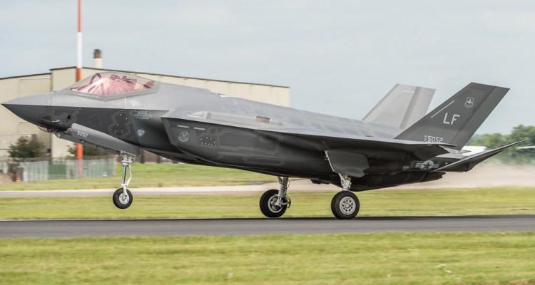 F-35A Lightning II USAF