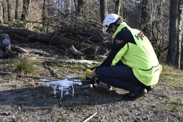 scuola di volo per droni