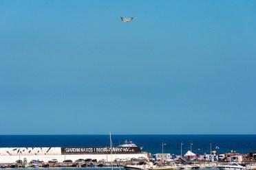 Eurofighter al Giardini Naxos Air Show