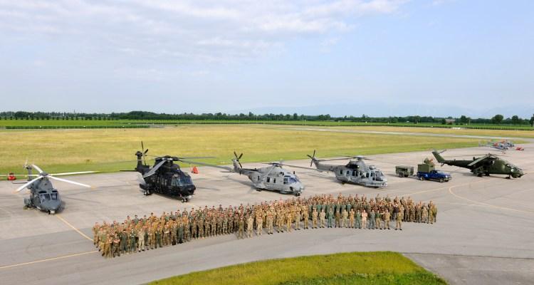 Corso APROC personnel recovery Aeronautica Militare