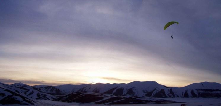 amore tramonto