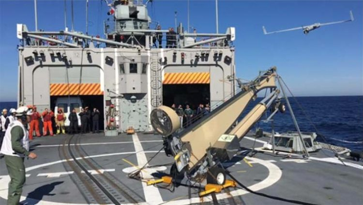 droni armada spagnola