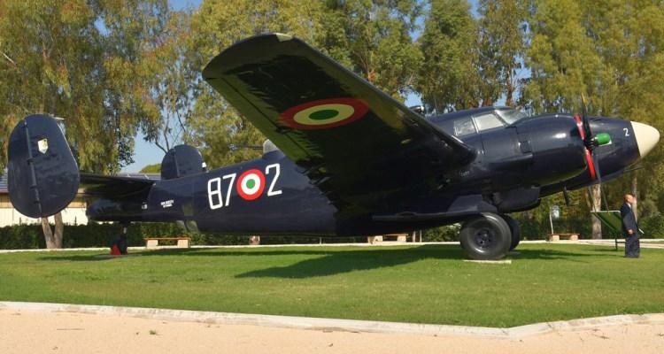 Lockheed PV-2 Harpoon Museo Piana delle Orme