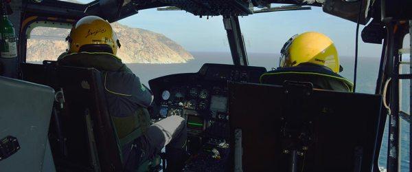 HH-412 Sezione Aerea di Pisa della Guardia di Finanza