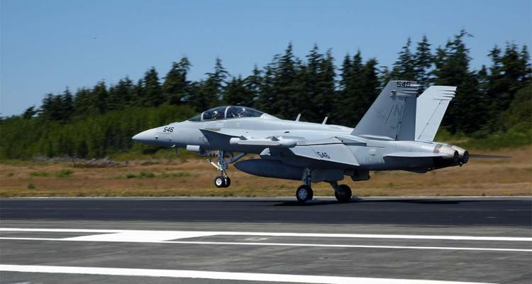 EF-18G Growler US Navy