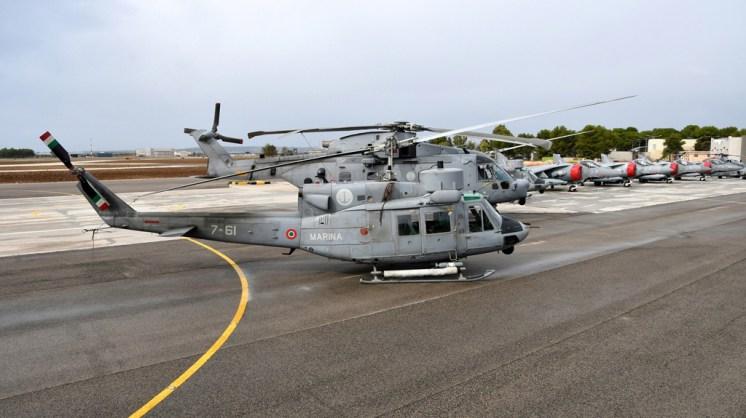 Cambio comando al Comforaer Marina Militare