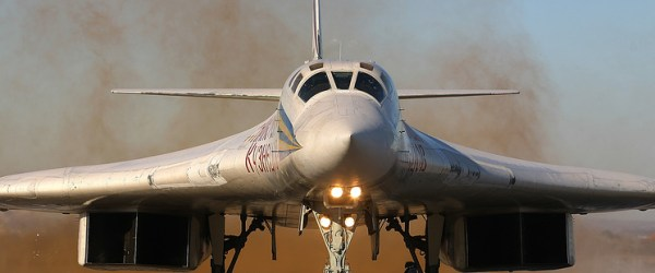 Tupolev Tu-160M2 russian air force