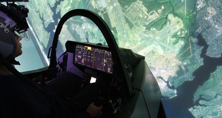 F-35 Full Mission Simulator