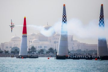 Red Bull Air Race 2018 il calendario