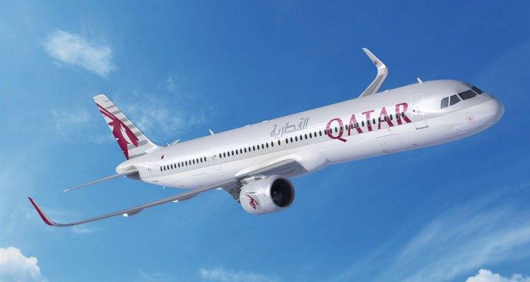 A321neoACF Qata Airways