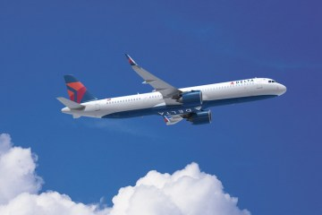 Delta Air Lines Airbus A321