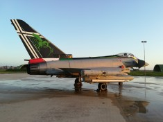 Eurofighter Typhoon special color italiani