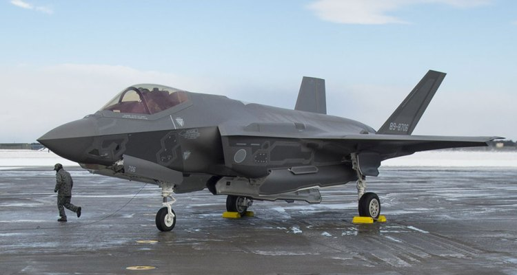 Primo F-35A giapponese