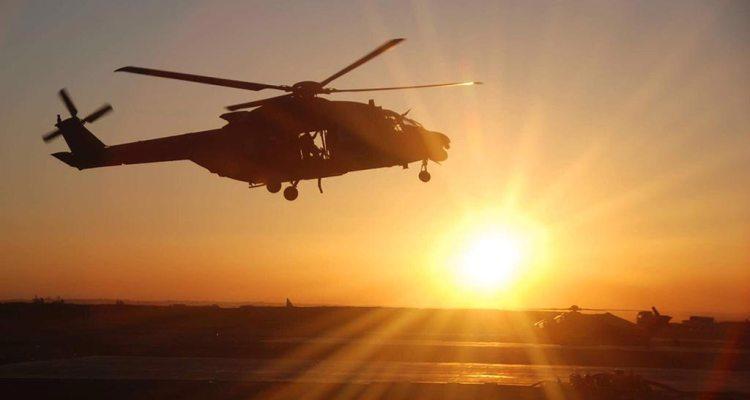 elicotteri italiani Airmobile Task Group Griffon Iraq