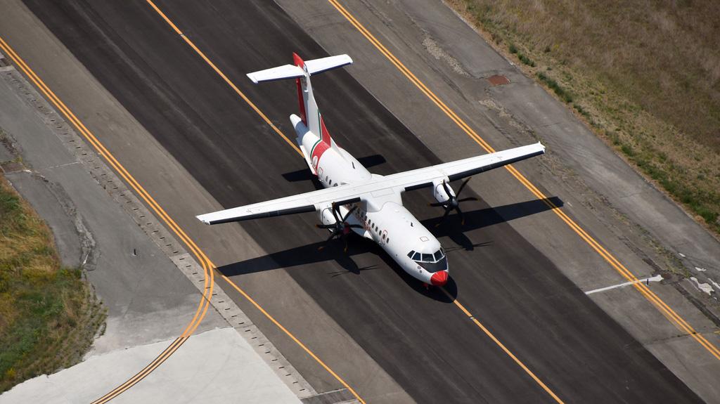 ATR-42MP Guardia Costiera Pescara
