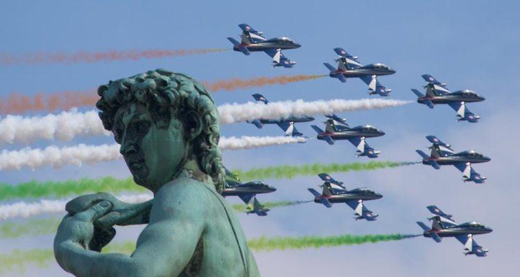95° Anniversario Aeronautica Militare - Firenze