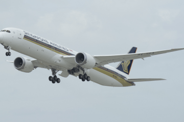 Singapore Airlines Boeing 787-10 Dreamliner