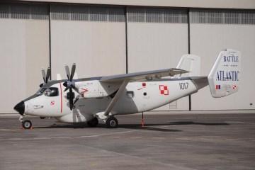 Sigonella velivolo Polacco Antonov An-28B1R