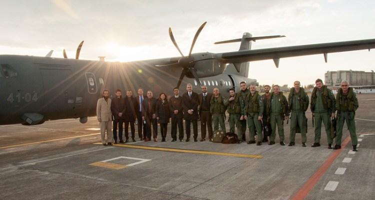 Visita Delegazione Pakistan al 41° Stormo