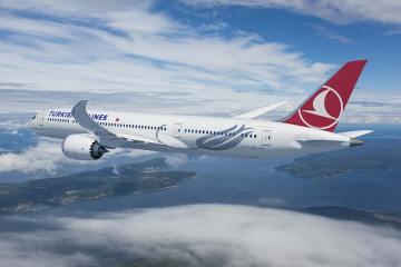 turkish airlines b787 dreamliner