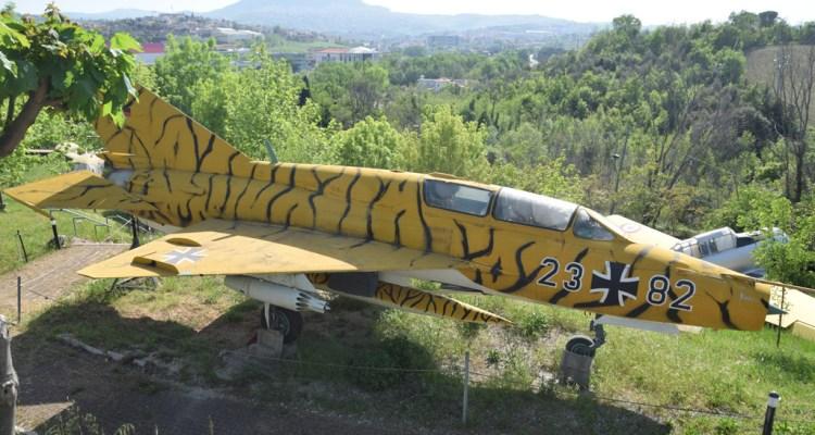 Parco tematico e Museo dell'aviazione di Rimini