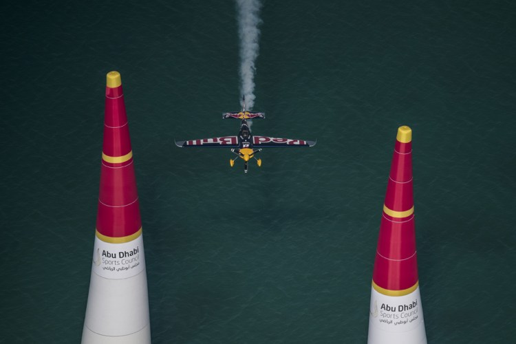 Martin Sonka (CZE) Red Bull Air Race