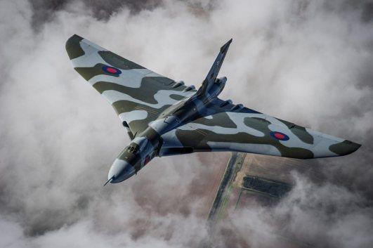 Avro Vulcan B.2 RAF Falklands