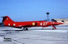 SP A5 F104G 4-27 Ferrari