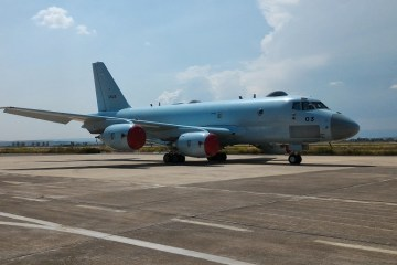 Kawasaki P-1 PA Japan Maritime Self-Defence Force
