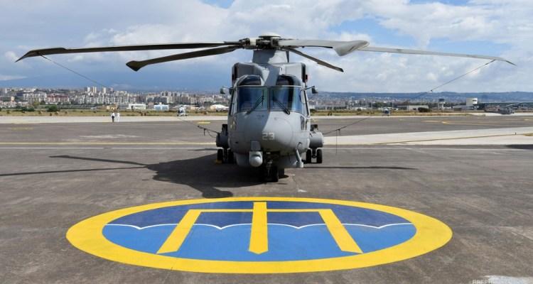 50° anniversario del 3° Grupelicot della Marina Militare