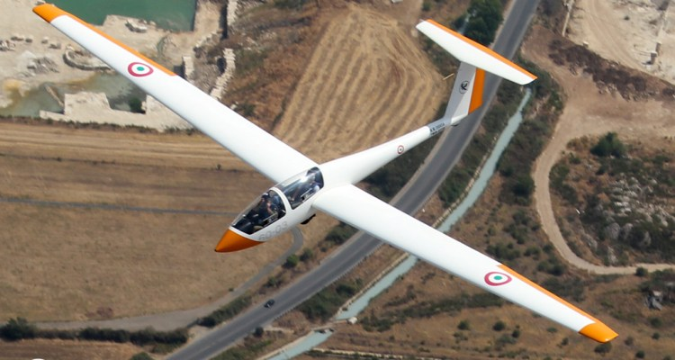 Alianti Gruppo Volo a Vela Aeronautica Militare