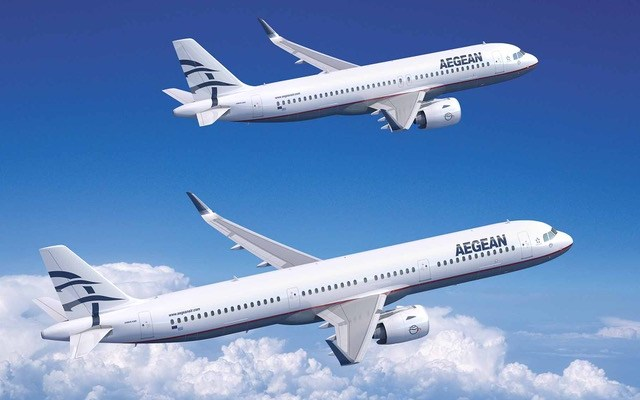 A320neo A321neo Aegean Airlines