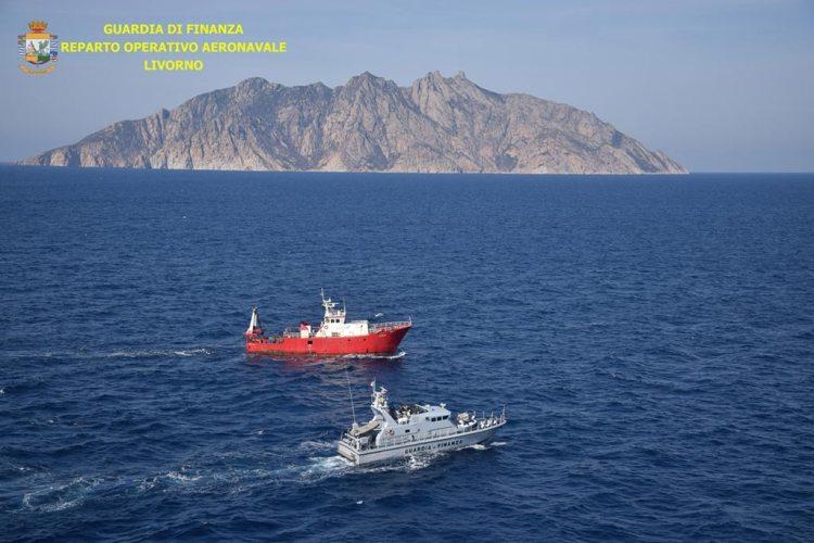 Reparto Operativo Aeronavale di Livorno GdF