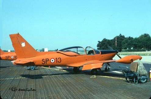 A9d2 SF-260AM 54428 (SP-13) SVBAE Latina 19.07.1979