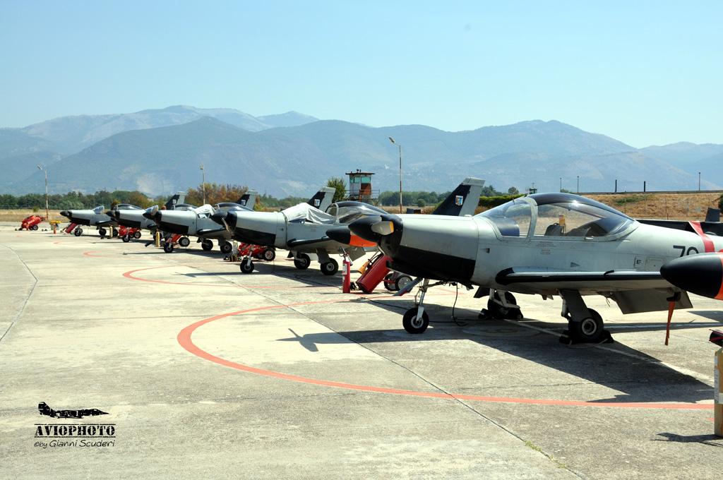 SF260E Aeronautica Militare