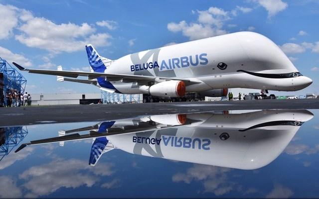 Airbus BelugaXL livrea speciale roll-out