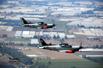 SF-260E Aeronautica Militare 70° Stormo Latina