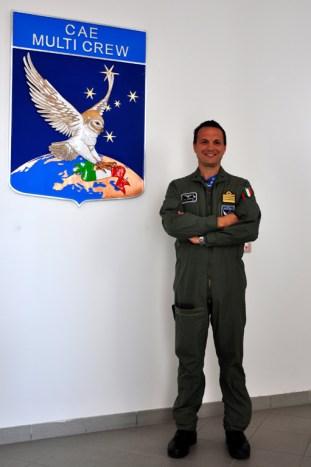 Comandante CAE MC Livio Generali