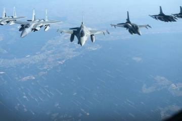 Esercitazione USA - Polonia One Sky