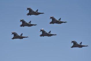 eurofighter typhoon 37° Stormo